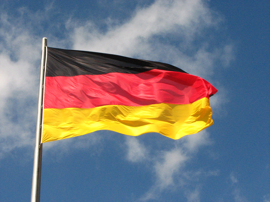 Hallo everyone! Today, let's talk about German.
